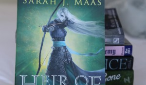 Heir of Fire by Sarah J. Maas ARC