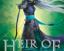 The first time I read Heir of Fire I gave it 2.5 stars, this time I gave it 5