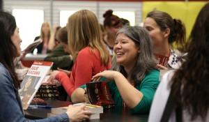 Julie Kagawa Signing Talon