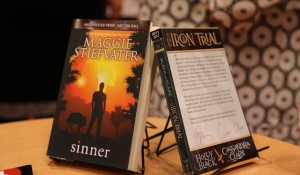 ARCs: Sinner by Maggie Stiefvater and The Iron Trial by Holly Black & Cassandra Clare