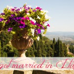 A Perfect Wedding in Florence, Italy