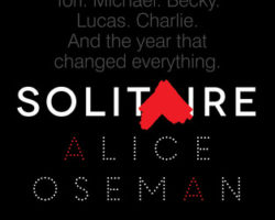 Review: Solitaire by Alice Oseman – Wow, you are bitter