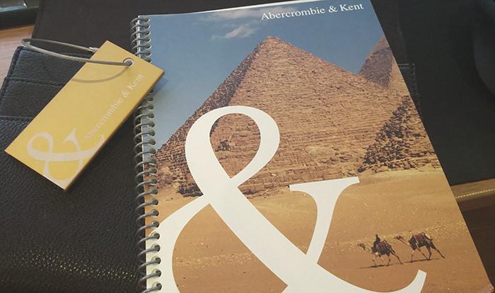 Abercrombie & Kent Egypt tour