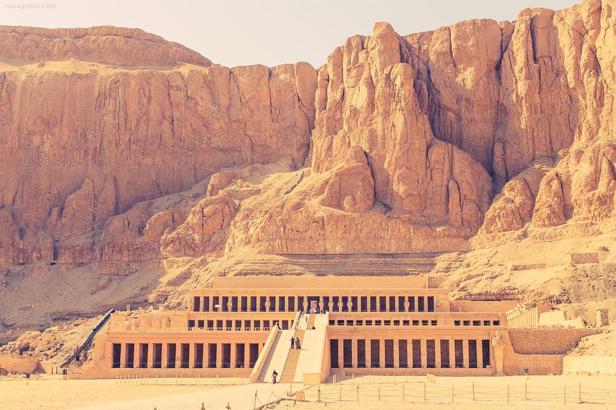 The Nativity Scene of Amenhotep III at Luxor