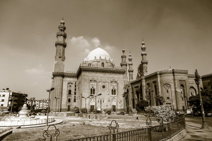 Mosques in Cairo