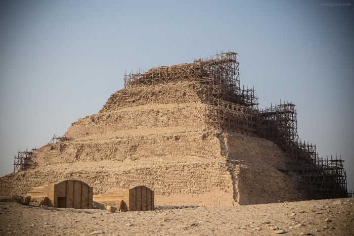 Step Pyramid of Sakkara