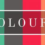 6 Colour Schemes I Love