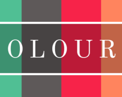 6 Colour Schemes I Love
