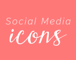 Are You Allowed to Use Modified Social Media Icons?