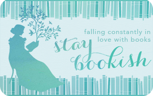 Stay Bookish blog button