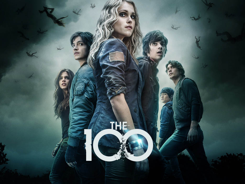 Poster for The 100