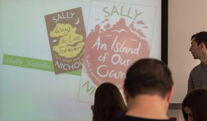 An Island of Our Own on a powerpoint presentation