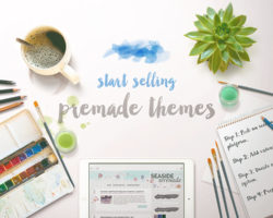 How to Create a Premade Theme Store