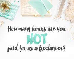 The Hours a Freelancer DOESN'T Get Paid For