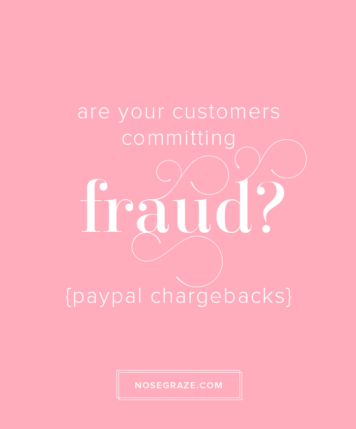 Are your customers committing fraud with their PayPal chargebacks?