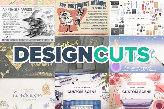 The Beautifully Artistic Designer's Kit  from Design Cuts