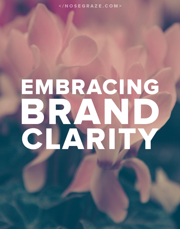 Embracing brand clarity - define your business better with ONE brand