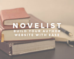 Creating an Author Website Just Got Easier