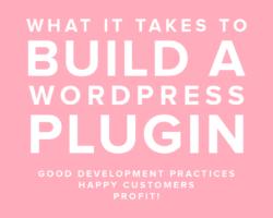 What It Takes to Build a WordPress Plugin