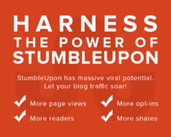 Harness the Power of StumbleUpon