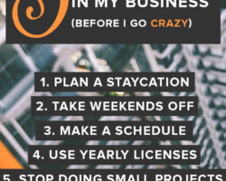 5 Things I Need to Change About My Business