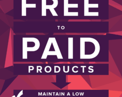 Transitioning from Free to Paid Products
