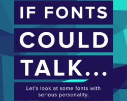 Which Font Would be Your BFF?