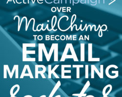 Why I Chose ActiveCampaign Over MailChimp to Help Me Become an Email Marketing Rockstar