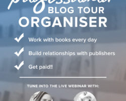 Learn About Becoming a Professional Blog Tour Organiser (LIVE!)
