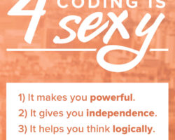 4 Reasons Coding is SEXY