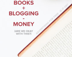 Here's What Book Bloggers Think About Making Money