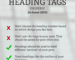 SEO the Hell out of Your Heading Tags