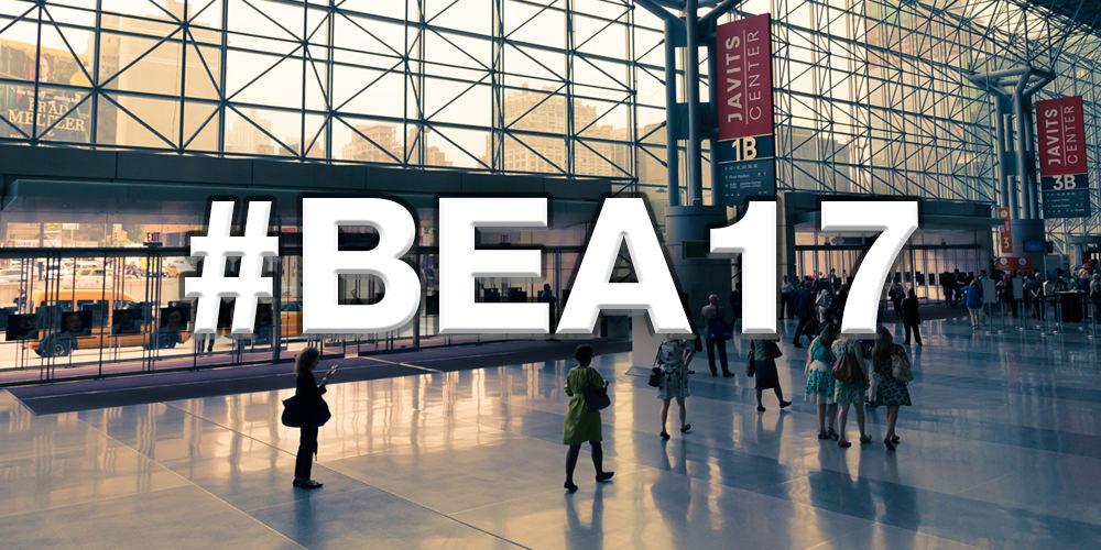 #BEA17 - BookExpo America 2017