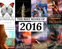 2016 in Review – Reading Stats and Favourite Books