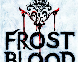 Frostblood by Elly Blake (I should have loved it but I didn't)
