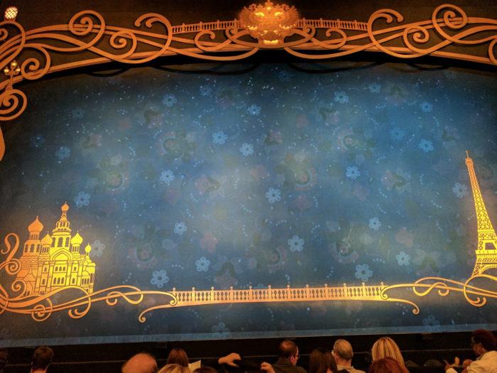 Anastasia stage
