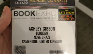 BookExpo 2017 Badge