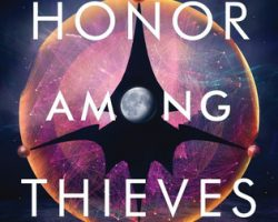 Review: Honor Among Thieves by Ann Aguirre and Rachel Caine
