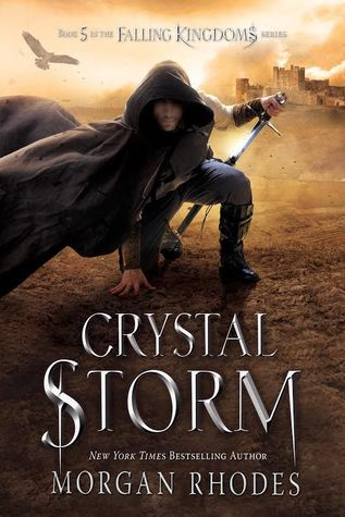Crystal Storm by Morgan Rhodes