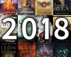 13 Books coming out in 2018 that I can't wait to read!