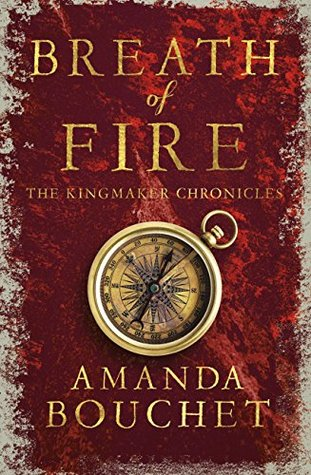 Breath of Fire by Amanda Bouchet (UK Edition)