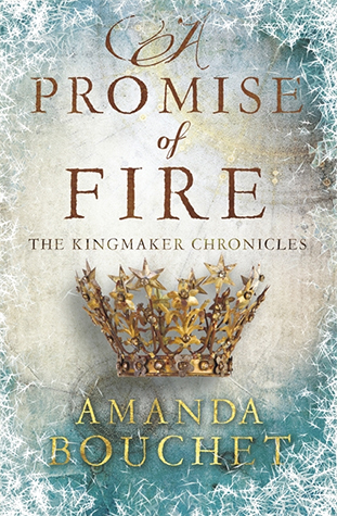 A Promise of Fire by Amanda Bouchet (UK Edition)