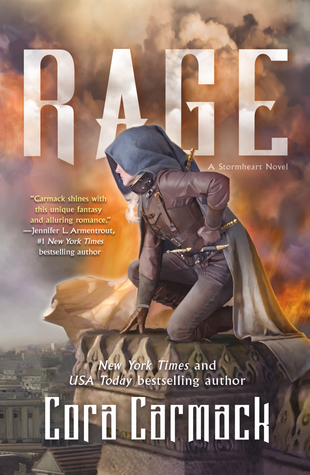 Rage by Cora Carmack