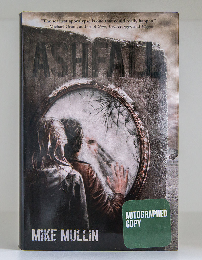 Ashfall first edition
