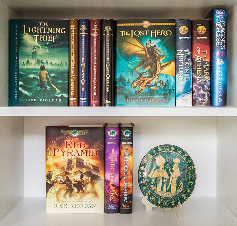 Rick Riordan collection