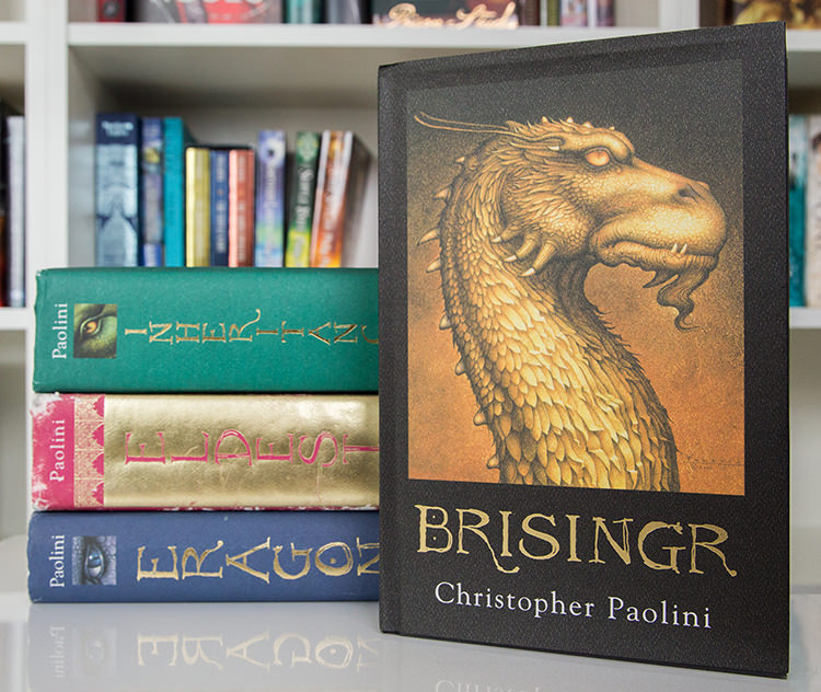 Brisingr and the Inheritance Cycle series