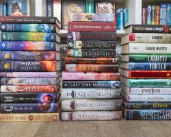 January 2018 book haul and wrap-up