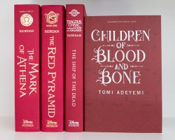 My favourite book so far of 2018: Children of Blood and Bone