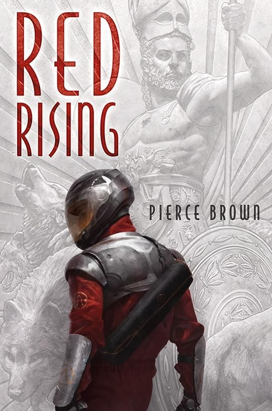 Red Rising by Pierce Brown (Subterranean Press edition)