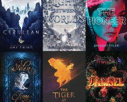 6 upcoming HarperCollins fantasy books I can't wait to read!